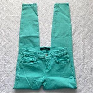 J Brand Skinny Crop Jeans